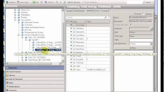 OSIsoft: Beschreiben Sie die Struktur des PI-AF. v3.0