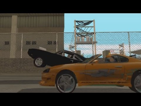 The Fast and The Furious - Epizod.2 GTA SA:MP