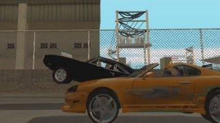 The Fast and The Furious - Epizod.2 GTA SA:MP