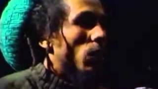 Bob Marley Rare Interview - What is Reggae, Why smoke marijuana?