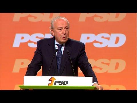 36º Congresso PSD - Intervenção de Pedro Santana Lopes