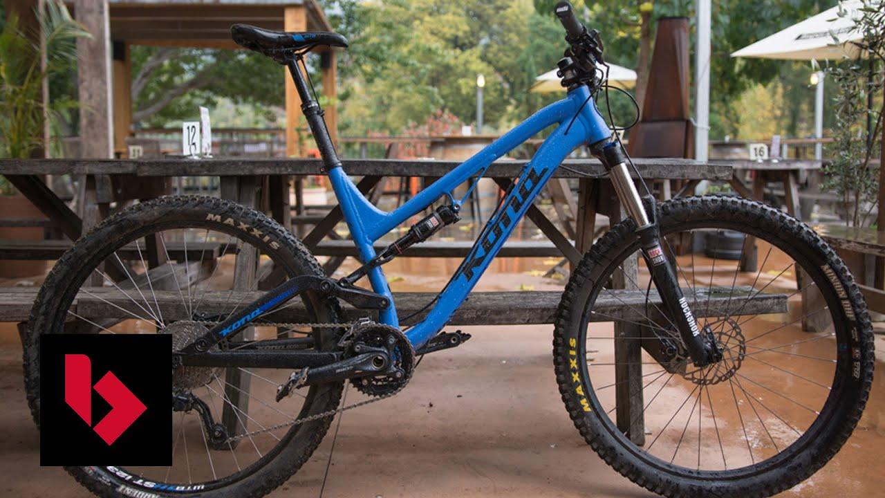 Kona Process 134 Bike Review
