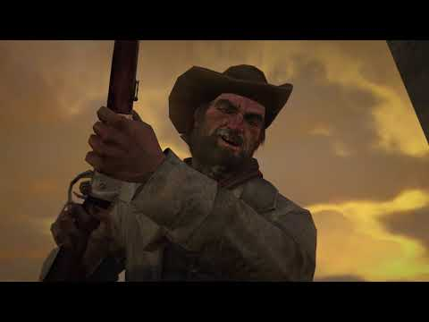 Red Dead Redemption - 4K Xbox One X Footage