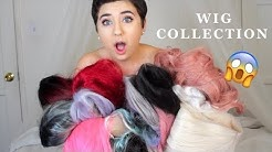 My Wig Collection - All Of My Wigs!