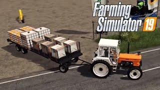 #4 - SCORTE PER IL PROSSIMO INVERNO - RUSTIC ACRES - FARMING SIMULATOR 19 ITA 4K
