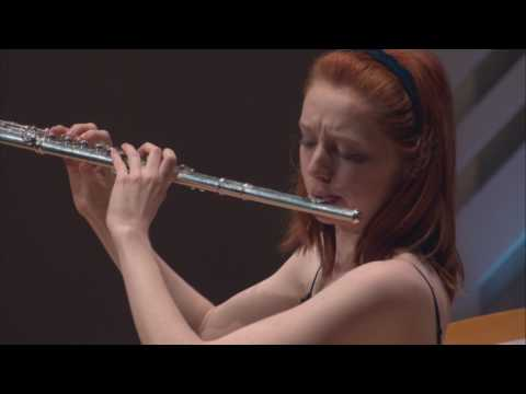 Music | Azul for Flute and Percussion (2014) by Nathan Daughtrey  | 2017 National YoungArts Week