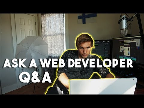 SOFTWARE ENGINEER VS WEB DEVELOPER - ANSWERING YOUR QUESTIONS