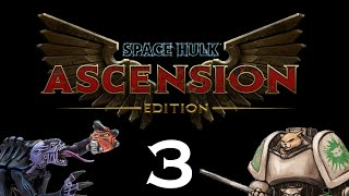 Let's Play Space Hulk : Ascension (Space Wolves) - Episode 3 - Impact
