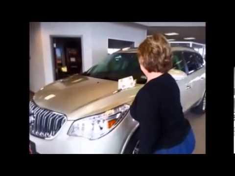 Showroom Delivery JP Gwinn Greg Lair Buick GMC Amarillo Canyon  TX