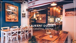 Restaurant Duke in Palma, Mallorca