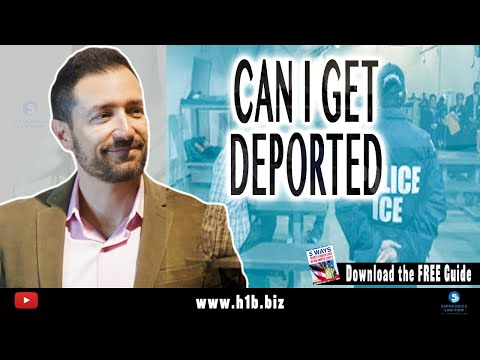 Can You Be Deported Even If You Are Marry A US Citizen ? : USA Immigration Lawyer 🇺🇸