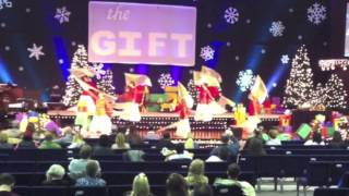 JFWC Freedom Dancers: Christmas Worship Medley