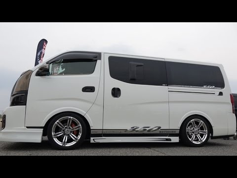 4k Nissan Caravan Urvan Nv350 Modified
