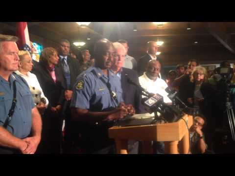 Capt. Ron Johnson On Ferguson Curfew and Use Of Force