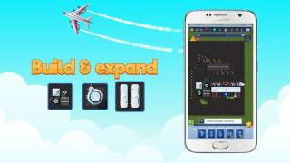 Airport Guy Airport Manager - Mobile Game (Android and iOS)
