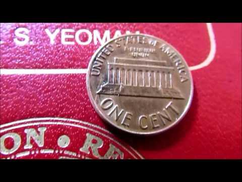 Moedas One Cents de alto valor