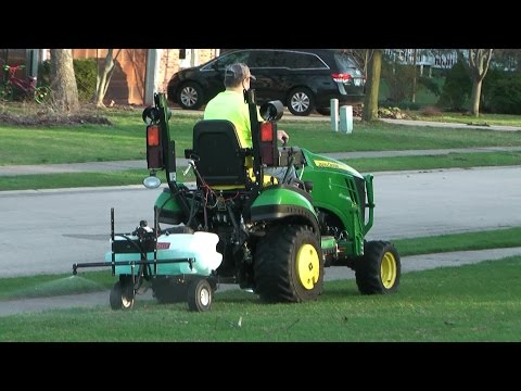 #48 DIY Lawn Fertilizer - Replacing TruGreen For My Yard.