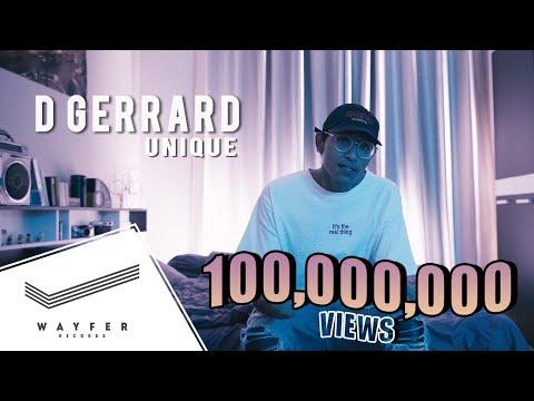 D GERRARD - 喙勦浮喙堗箑喔浮喔粪腑喔權箖喔勦福 (Unique) 銆� Official Video銆�