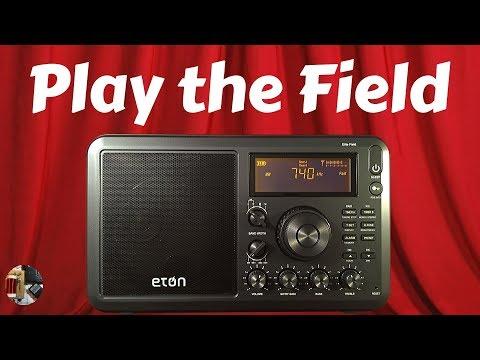 Eton Elite Field AM FM Shortwave Radio Review