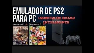Descargar Emulador de PS2 PCSX2 1.5 [2018] para PC + BIOS | Configuracion Perfecta