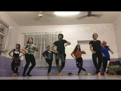 Laung Laachi//deepu singh choreography//class routine