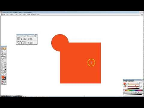Shapes in illustrator