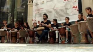 Christian Dehugo y Pupilos (Fiesta de la Música, Valladolid 21 junio 2014)