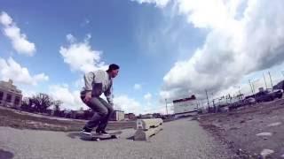 Ännvier Skateboards | «Promo» - Moritz Külling