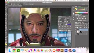 Become Iron Man