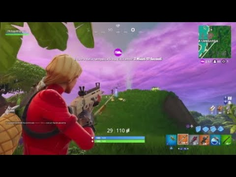 Fortnite*bella partita