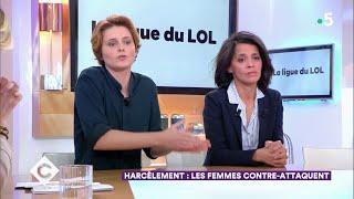 Harcèlement : les femmes contre-attaquent ! - C à Vous - 15/02/2019