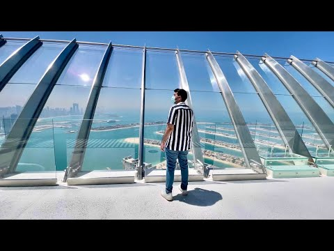 The View at The Palm Complete Tour | 360-degree Dubai Palm Jumeirah View | The Palm Tower