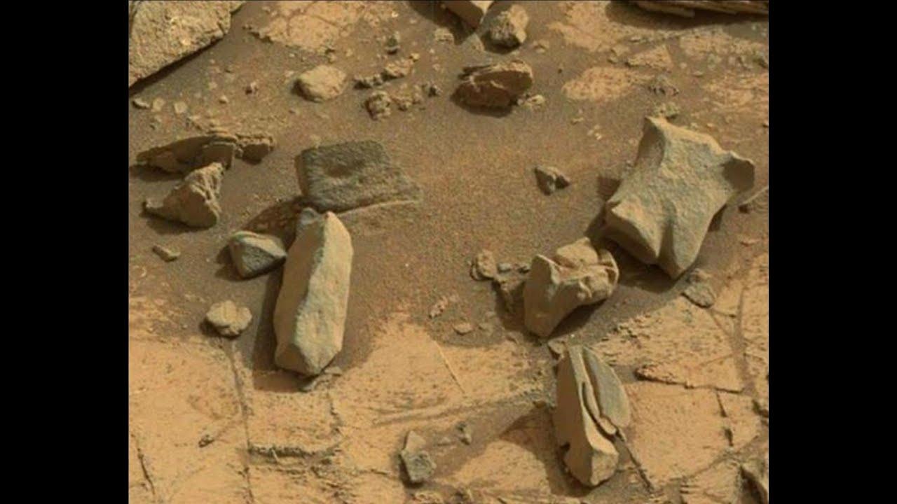 Mars Curiosity Rover Telegraph Peak Anomalies - March 2015 ...