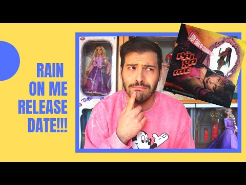 Lady Gaga - Chromatica News & Rumours | RAIN ON ME RELEASE!!!