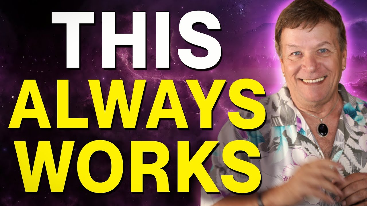 The Ultimate Manifesting Vibration - Align Yourself With The Universe - Law of Attraction