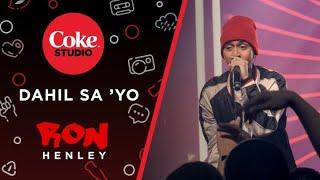 """COKE STUDIO Season 3: """"Dahil Sa 'Yo"""" Cover by Ron Henley"""