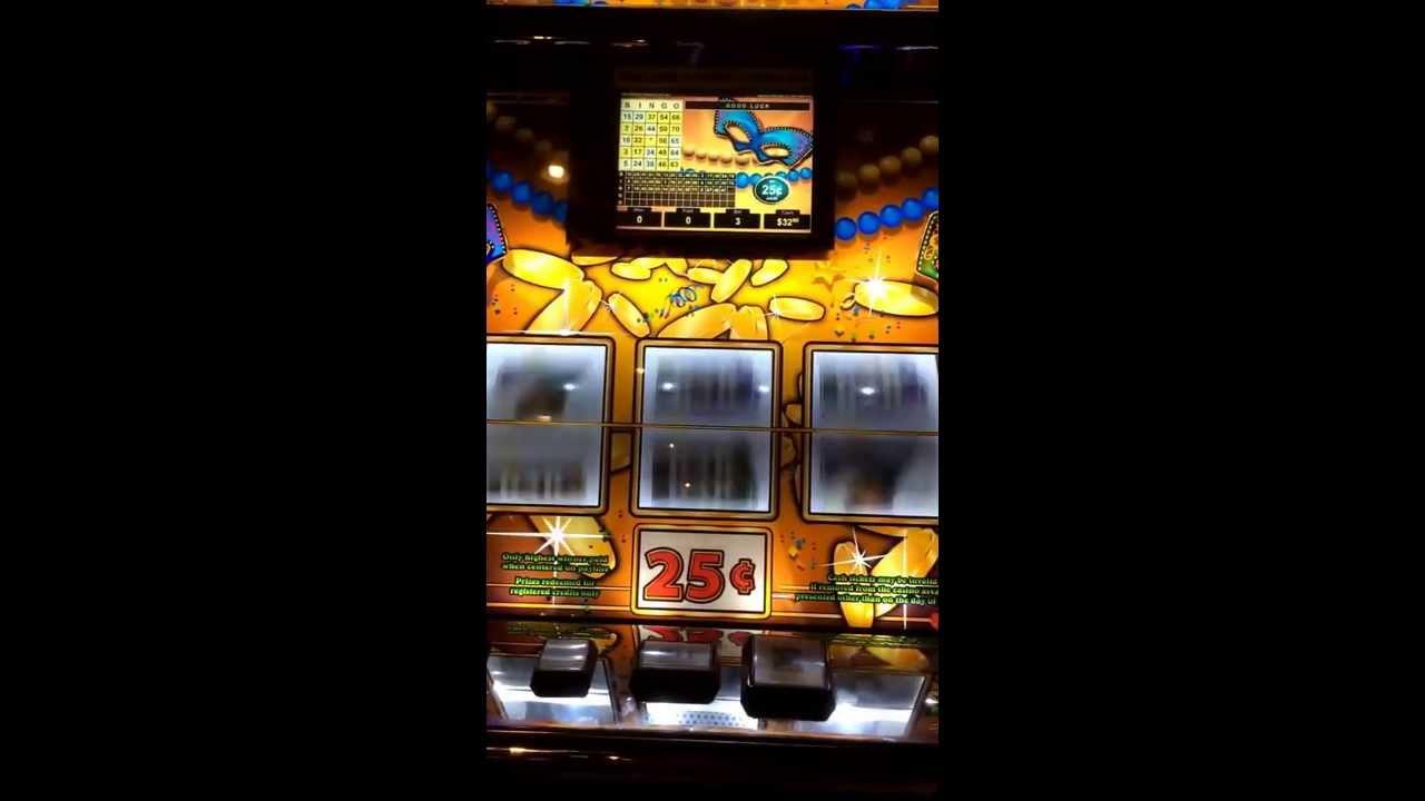 mardi gras slot machine