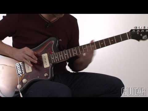 AXL Guitars Marquee MJZ