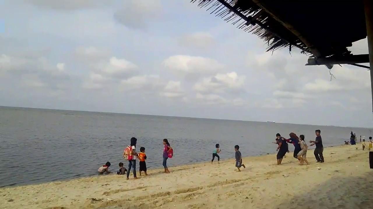 Perjalanan Kami Di Pantai Jono Kab Batubara Youtube