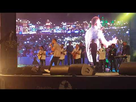 Tamally Maak Amr Diab Global Village 2018