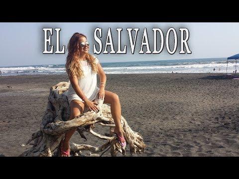 Amazing beaches of Central America   El Salvador