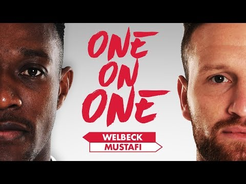 CAN SHKODRAN SPEAK SCOUSE? | Welbeck & Mustafi go 'One on One'