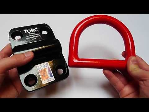 Pragmasis Torc Ground Anchor Review and Presentation - Bike Anchor