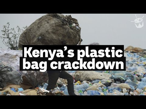 HACK: Kenya's tough new laws on plastic bags