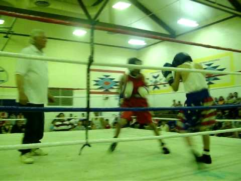 Fort Yates Boxing