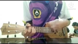 Download ASMARA - setia band  cover ukulele senar 4 By Rama