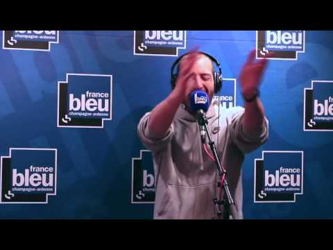 Youtube: Gavin MEIDHU«Echec et Mat» – Bulle de Musique sur France Bleu Champagne-Ardenne