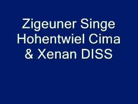 Zigeuner Singen Hohentwiel Rap Cima & Xenan DISS