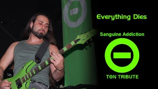Everything Dies - Type O Negative (Tribute by Sanguine Addiction) @ Manifesto 2010