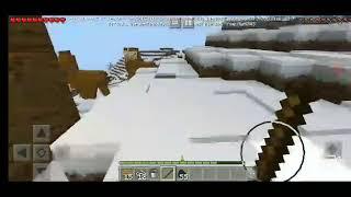 Minecraft . 19 серия . Смотрим окрестности.